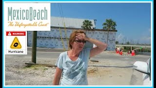 🕘 Stuck in Time | Canal Park Mexico Beach ☹  | Hurricane Michael  🌀