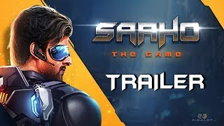Saaho The Game Teaser