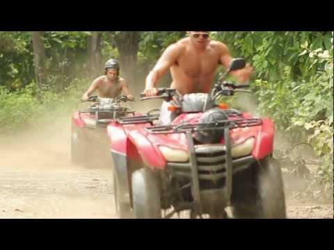Camp de surf   Costa Rica Tours Teaser