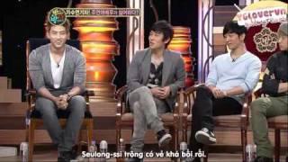 [Vietsub] Night After Night ep22 Cut 1/5 (2PM Wooyoung, Taecyeon | 2AM Seulong | Alex | Dongwan)