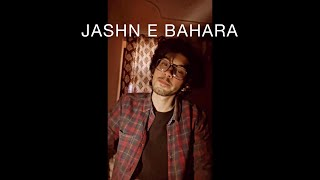 Jashn-e-Bahara cover by Asif Javed