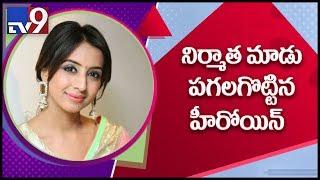 Heroine Sanjana Galrani drunk and assault on producer Vand..