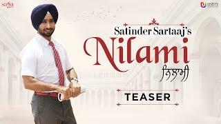 Nilami – Teaser – Satinder Sartaaj