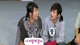 T-ara Jiyeon's Cuteness - #3: Little Dinosaur? Why ?!