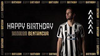 🎉?🇺🇾??? Happy Birthday, Rodrigo Bentancur! | Juventus