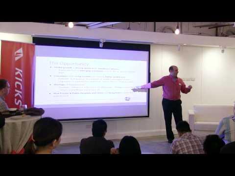 Kickstart HealthTech Forum - Eric Schulze
