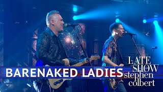 Barenaked Ladies Perform 'The Big Bang Theory Theme'