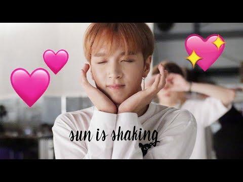 haechan moments that put sun to shame