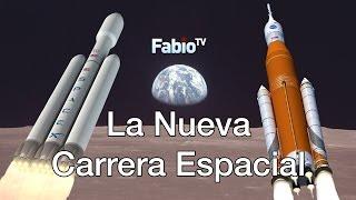 SpaceX vs NASA - La nueva carrera espacial ha comenzado