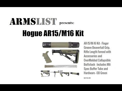 Hogue AR-15/M-16 Kit