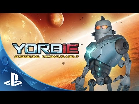 Yorbie™ - Episode 1 'Payback's a Bolt' Trailer