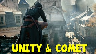 ASSASSIN'S SPAM! - Assassin's Creed Unity & Comet