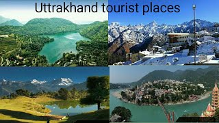 ''UTTRAKHAND'' Top 40 tourist places Uttarakhand Tourism  famous places in Uttrakhand