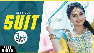 Suit – Nisha Bano Video HD