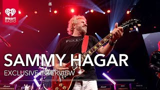 Sammy Hagar & The Circle Talks New Album, + More! | iHeartRadio Album Release Parties