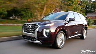 My Week with the 2020 Hyundai Palisade Limited