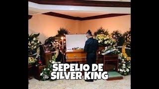 SEPELIO DE SILVER KING