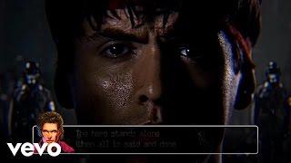 David Hasselhoff - True Survivor (Lyric Video)