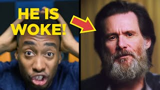 "JIM CARREY ""CRAZY"" BEHAVIOR EXPLAINED!!!"