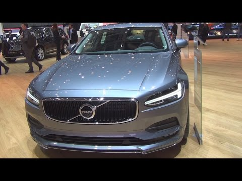 Volvo S90 T5 (2016) Exterior and Interior in 3D