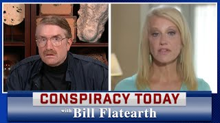 Kellyanne Conway Appears On 'Conspiracy Today'