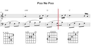 "Poo Nee Poo - The Pain of Love from the Movie ""3"""