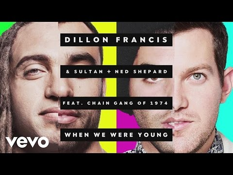 When We Were Young (Lyric Video)