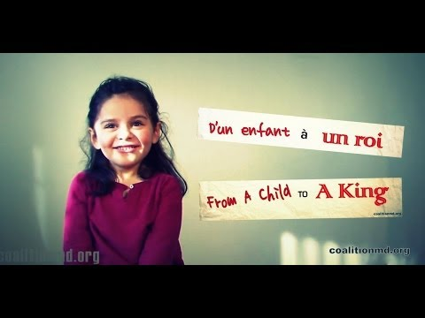 Video: Plea from a child to a King : Stop Child Euthanasia by @CoalitionMD