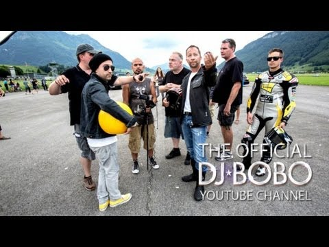 DJ BoBo and Mike Candys - TAKE CONTROL Videoclip (Making of)