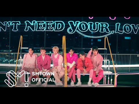 [STATION 3] NCT DREAM X HRVY 'Don't Need Your Love' MV