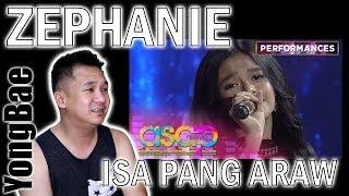 Zephanie Dimaranan - Isa Pang Araw (ASAP Natin To) | YongBae Reactions