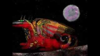 Lunar Cape - Pink Slippers