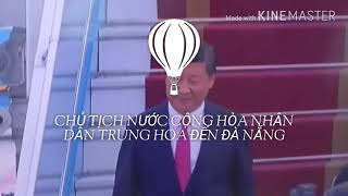 Chủ tịch Trung Quốc đến dự apec tại DN
