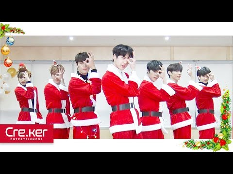 THE BOYZ (더보이즈) 'No Air' CHOREOGRAPHY VIDEO (Christmas ver.)
