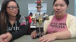 1999 Inspector Gadget Mcdonald's Toy Set Unwrapping
