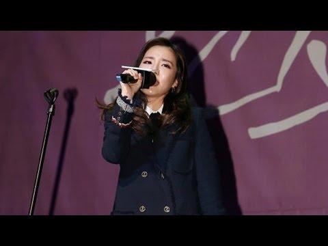 2NE1 산다라박(daraxxi) 'Song of memory' LIVE Stage (원스텝, One Step, 기억의 노래, Sandara Park, 투애니원, 한재석, 홍아름)