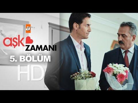 Aşk Zamanı (5.Bölüm YENİ) 30 Temmuz Son Bölüm 720p Full Hd Tek Parça İzle
