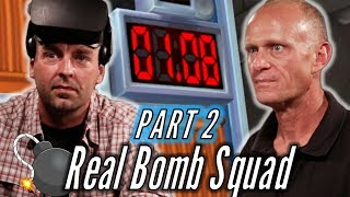 Part 2 • Real Bomb Squad Defuses A Bomb In
