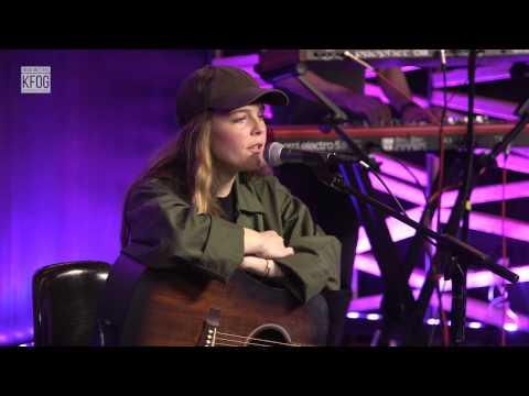 "KFOG Private Concert: Maggie Rogers - ""Alaska"""