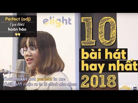10 bài hát hay nhất 2018 | Elight Cover (English Version) - Best of 2018