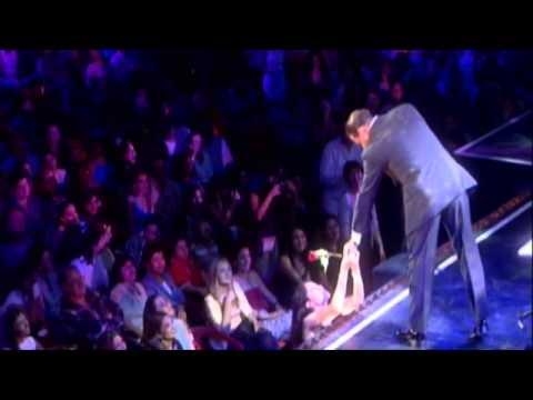 Luis Miguel - El Dia Que Me Quieras HD - (7 de 15 - VIVO) - Segundo Romance Medley 4