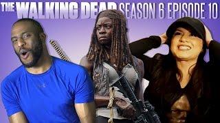 "The Walking Dead: #Richonne ""The Next World"" Fan Reaction Compilation"