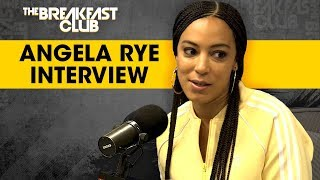 Angela Rye Discusses The Omarosa Tape, Security In The White House + More