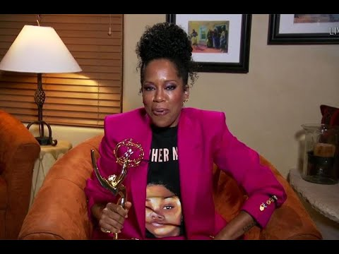 72nd Emmy Awards: Regina King Wins for Outstanding Lead Actress in a Limited Series or Movie