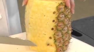 How to Peel and Core a Pineapple