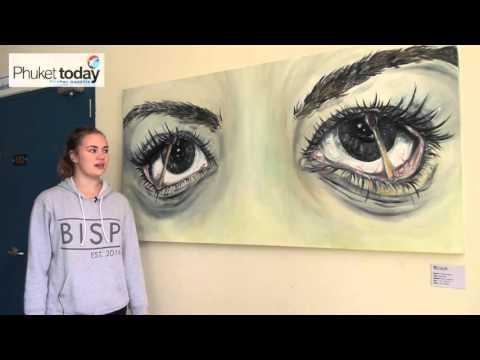 2016 IB Year 13 Visual Art Exhibition - Diana