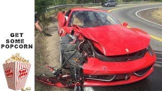 Iznajmio je skupocjeni Ferrari i krenuo da provoza svoju djevojku. Ono što je uslijedilo DUGO ĆE PAMTITI! (VIDEO)