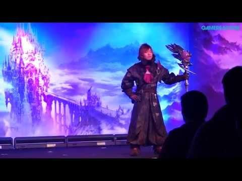 Final Fantasy XIV Fan Festival London 2014 - Full Opening Ceremony