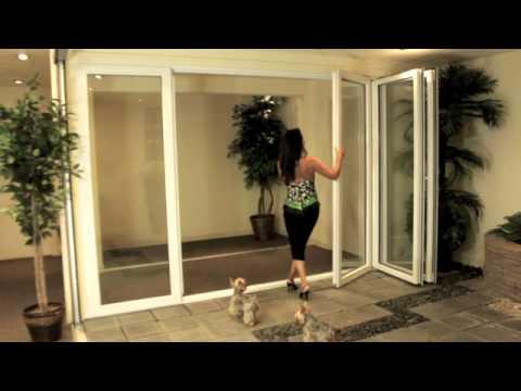 Folding Patio Doors Folding Glass Doors Folding Exterior