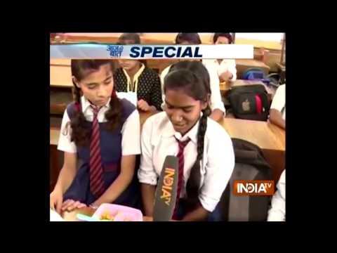 Akshaya Patra's Lucknow kitchen Telecast on IndiaTV